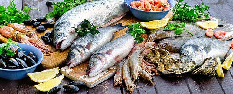 Come riconoscere un pesce fresco